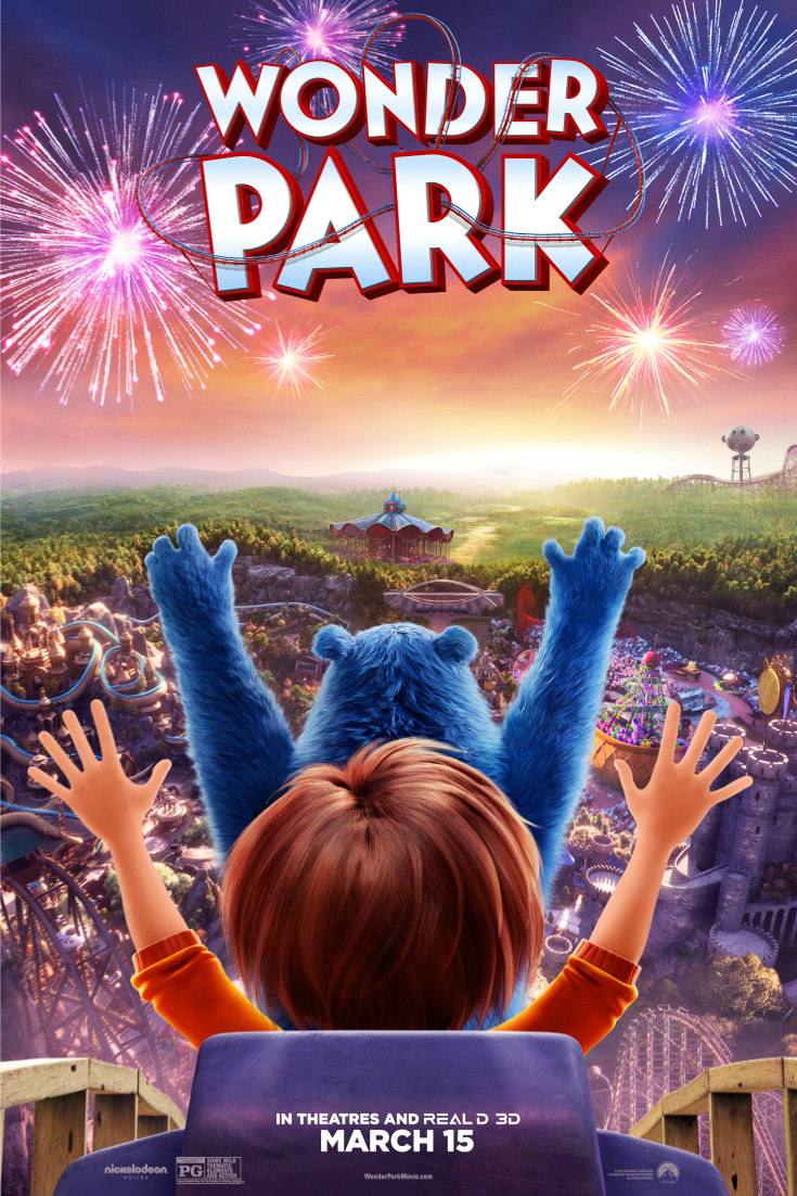 poster wonder park movie