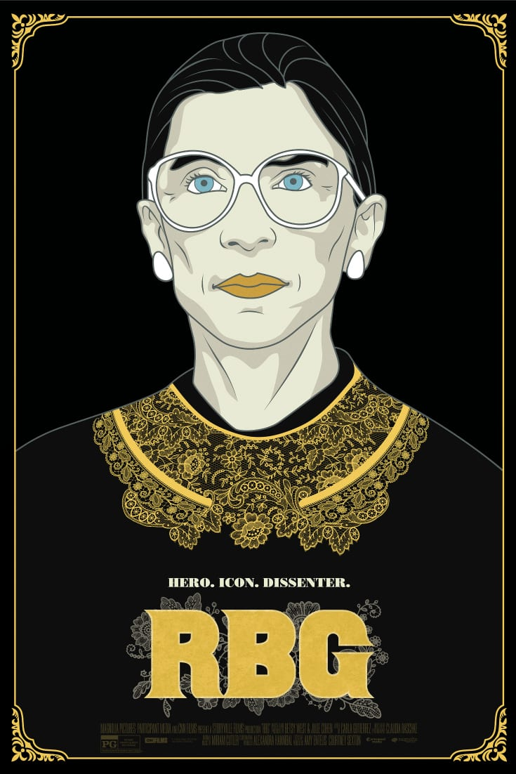ruth bader ginsburg rbg movie