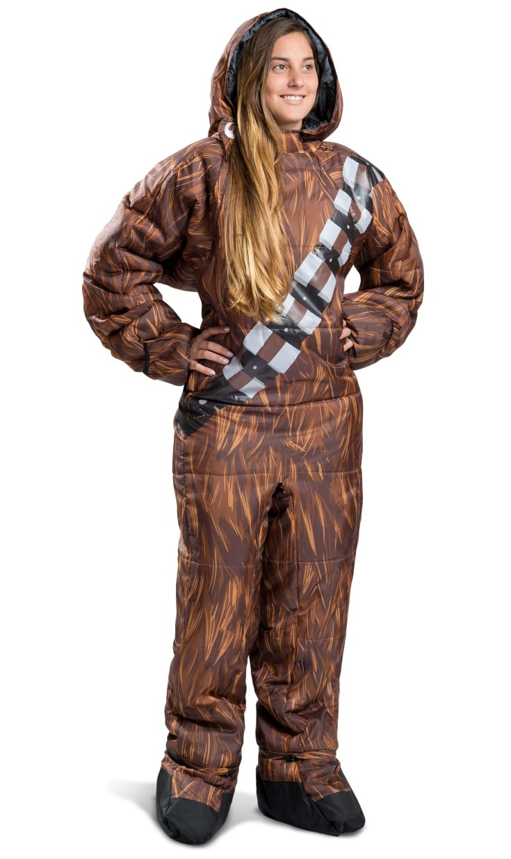 selkbag star wars chewbacca