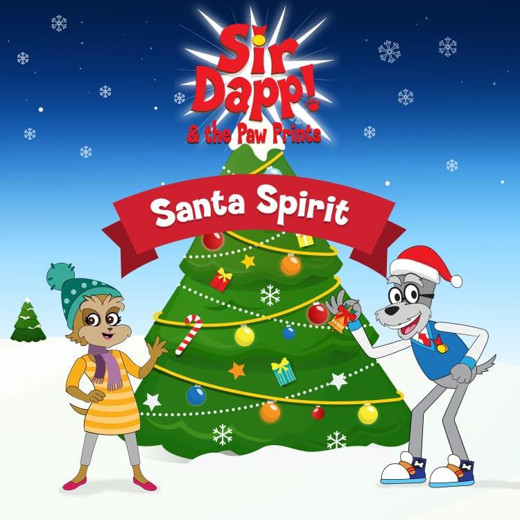 square santa spirit