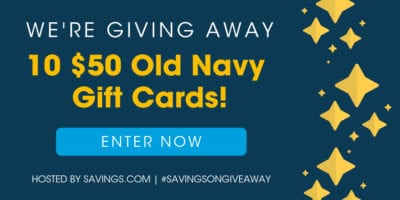 sweepstakes old navy gift card