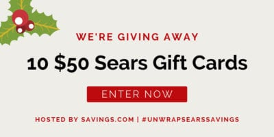 sweepstakes sears gift card giveaway