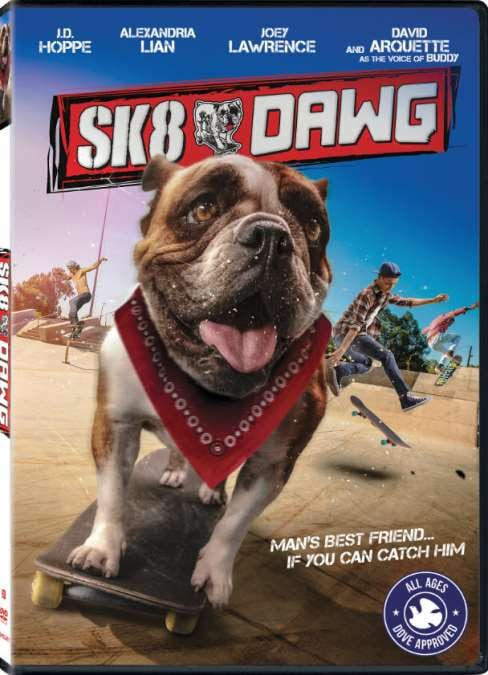 SK8 Dawg Movie - Tony Hawk, Joey Lawrence, David Arquette
