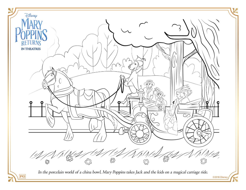 1 mary poppins carriage