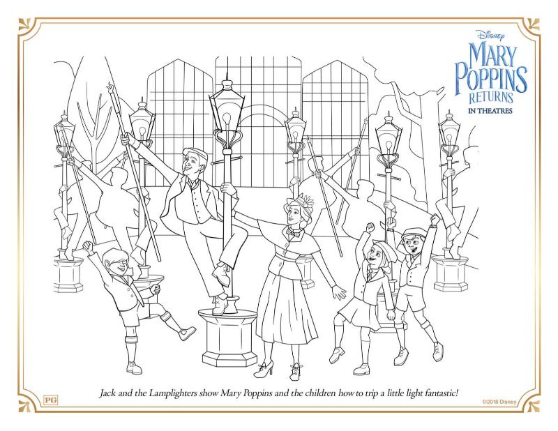 1 mary poppins light fantastic