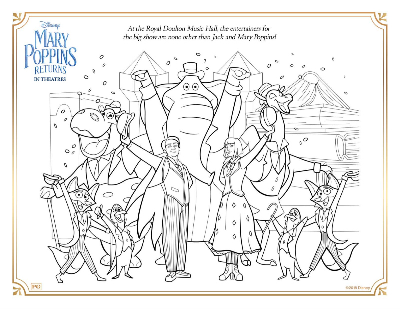 1 mary poppins music hall