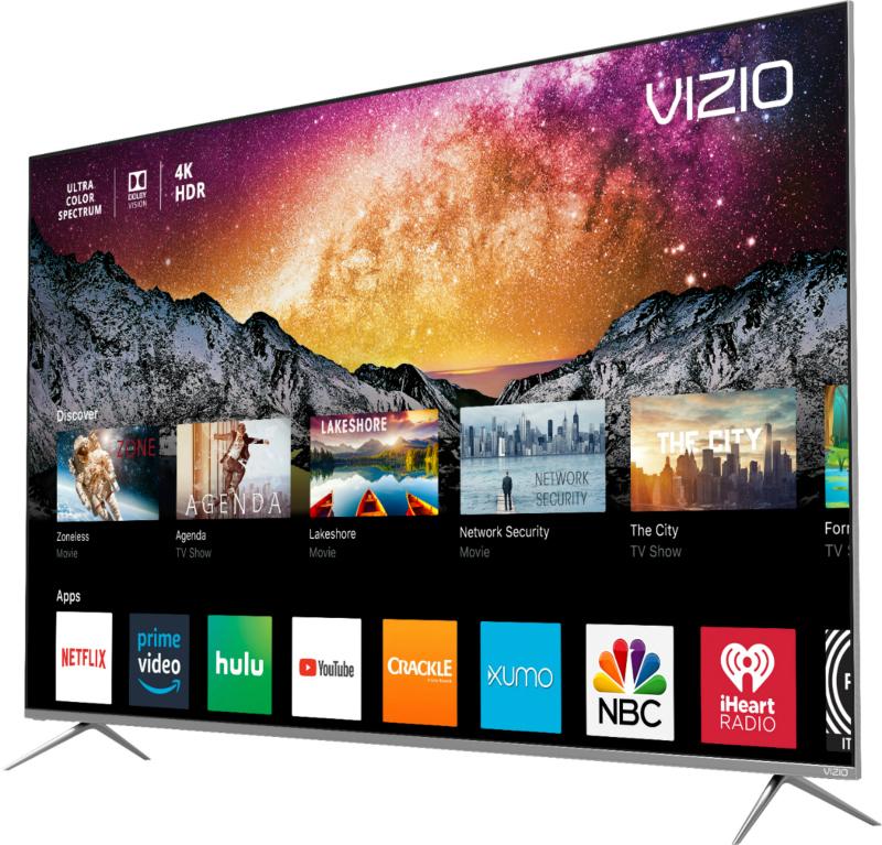 2 vizio smart tv