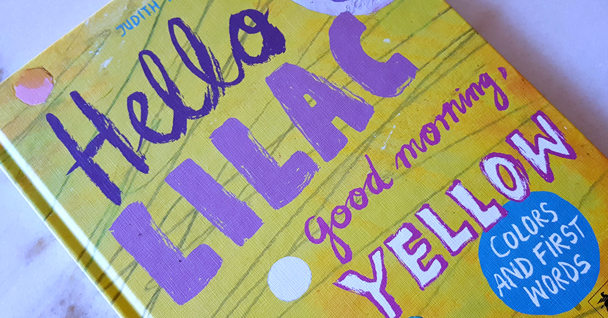 book hello lilac