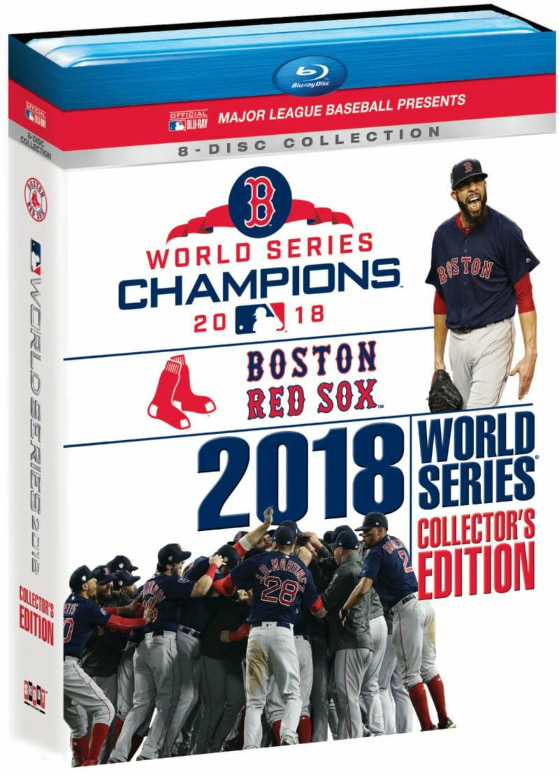 boston red sox world series