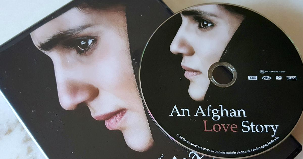 dvd afghan love story movie