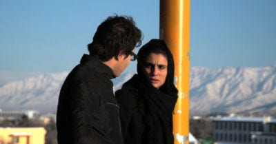 feature an afghan love story