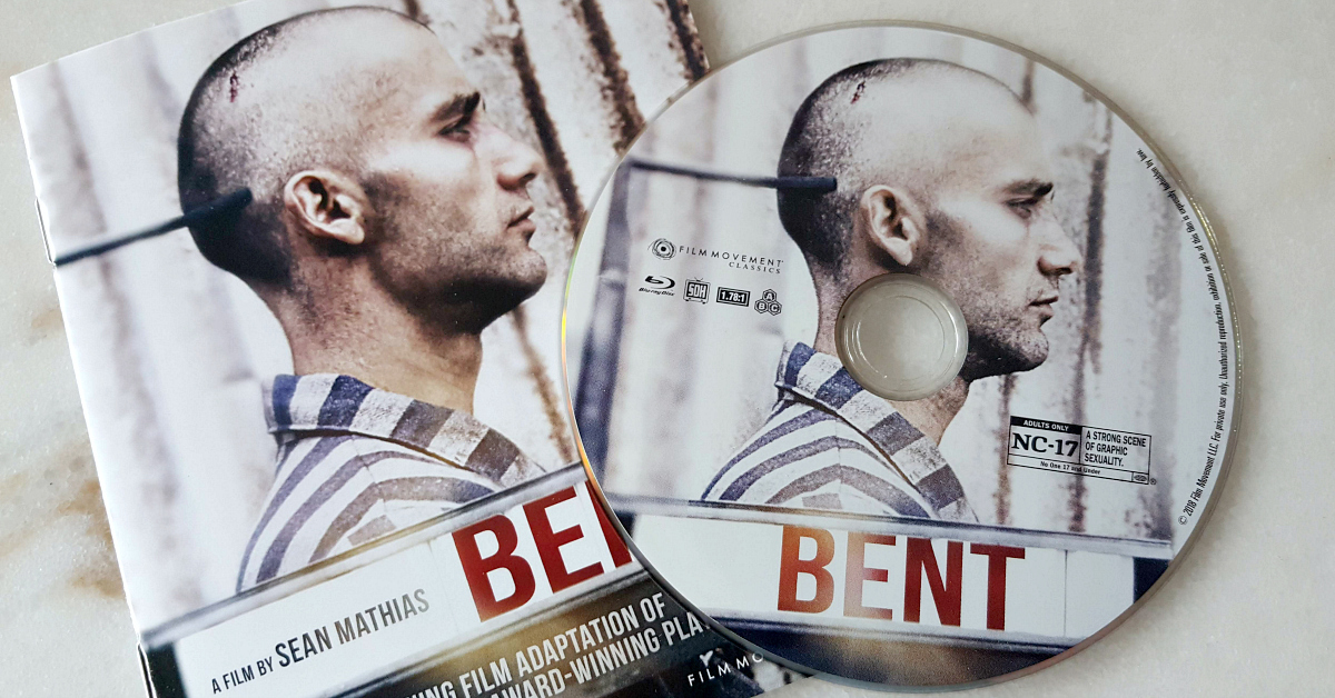 feature bent blu-ray