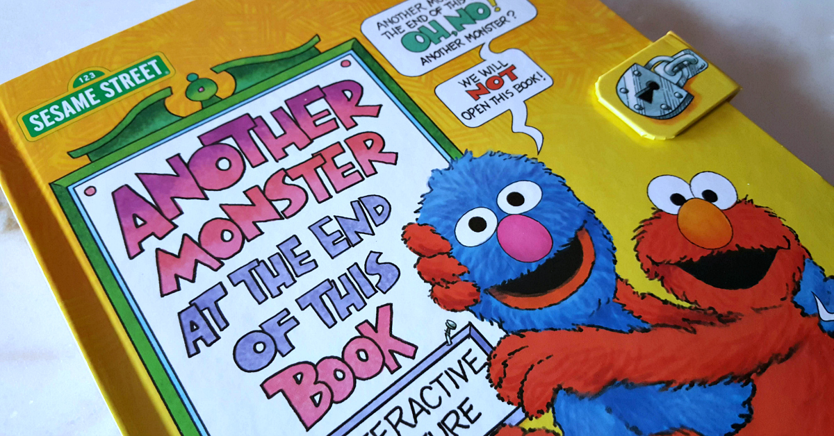 feature book sesame street