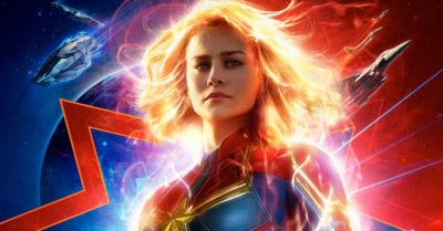 feature captain marvel poster