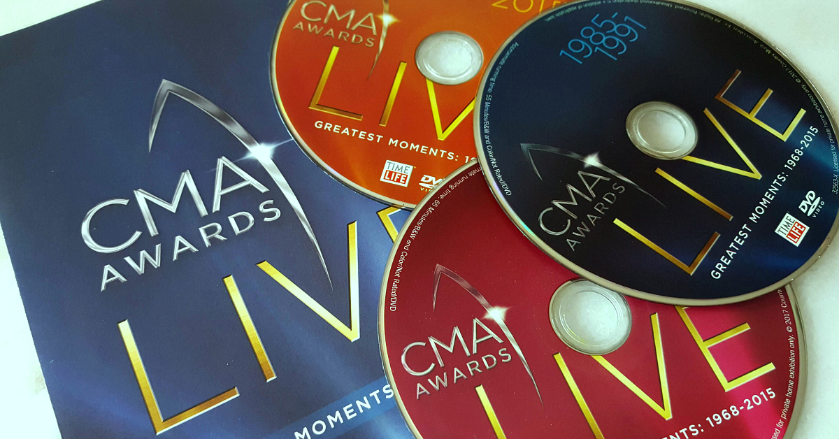 feature cma awards live dvd set