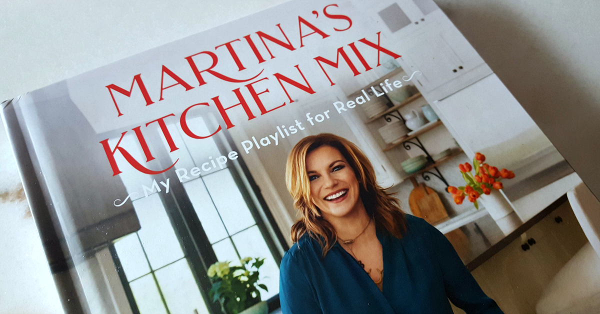 feature cookbook martina mcbride