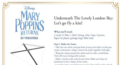 feature mary poppins diy kite