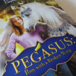 Pegasus Pony With a Broken Wing DVD Giveaway
