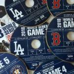 2018 World Series Blu-ray Set Giveaway