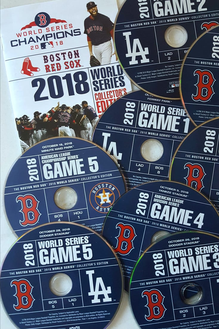 pin 2018 world series blu-ray