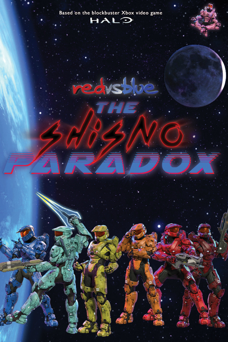 Red vs. Blue: The Shisno Paradox Season 16 Series based on Halo Xbox One video game