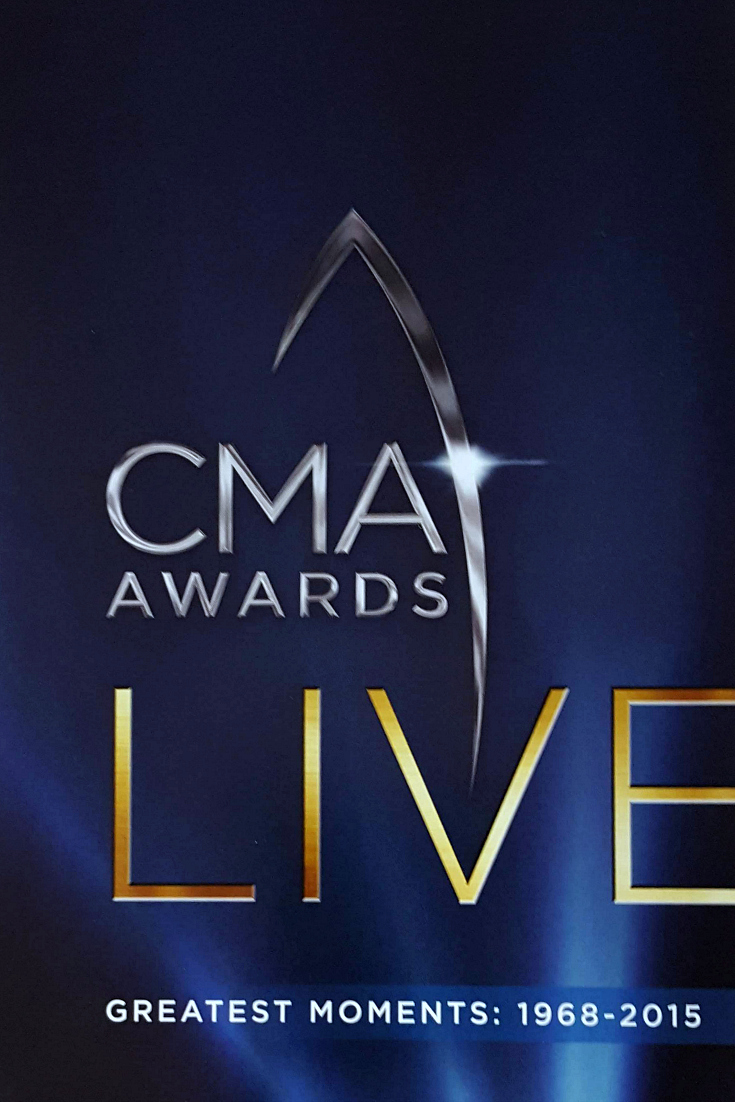 Time Life CMA Awards Live DVD Set - Best of Country Music 1968 to 2005