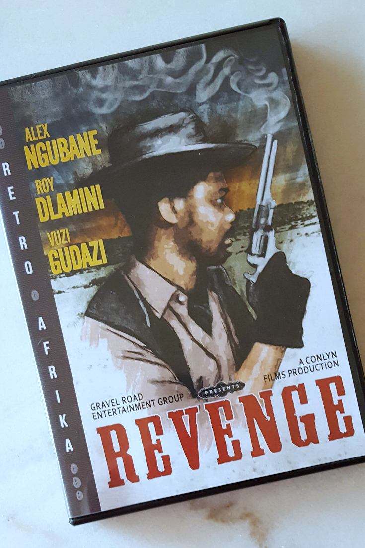 Retro Afrika film: Revenge. Western movie from South Africa, made during the Apartheid-era and now digitally remastered and restored