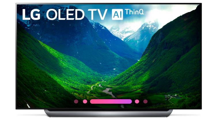 best buy lg oled tv