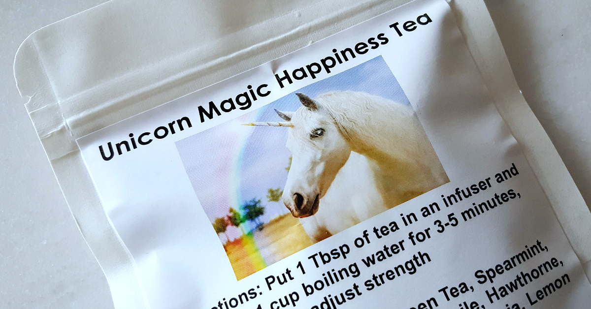 blushcon newport skinny tea
