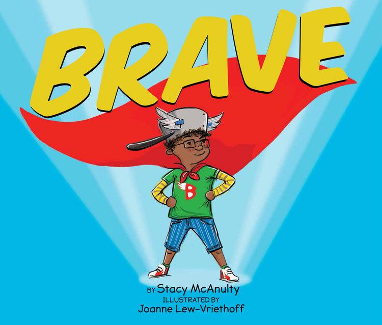 book Brave cover