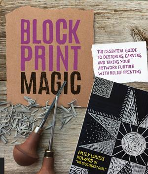book block print magic