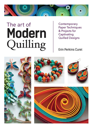 book modern quilling