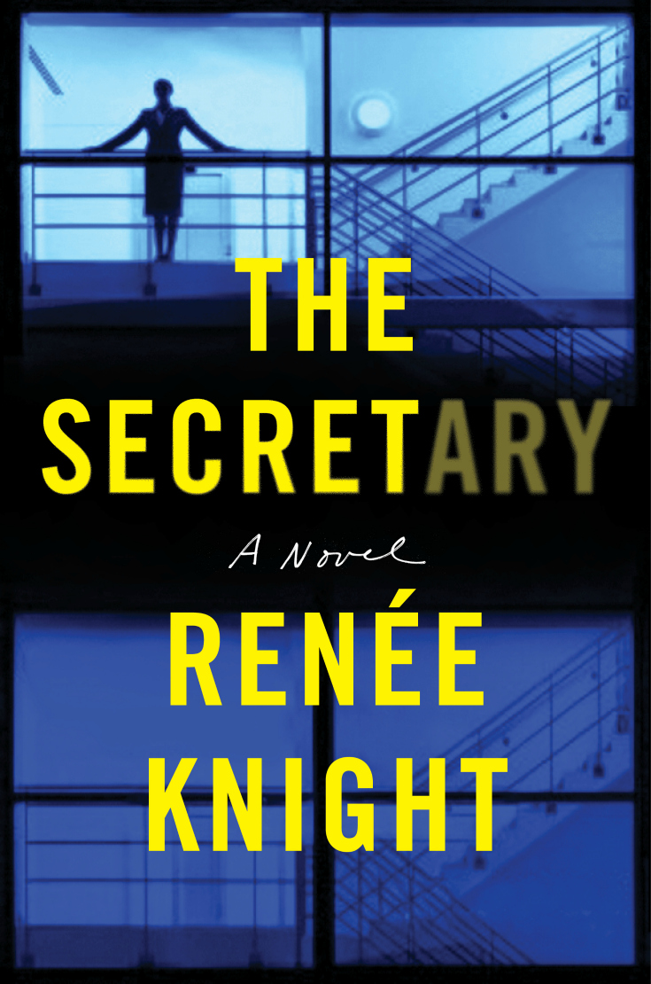book the secretary pin