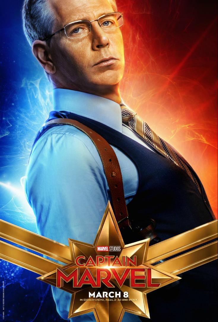 captain marvel Ben Mendelsohn