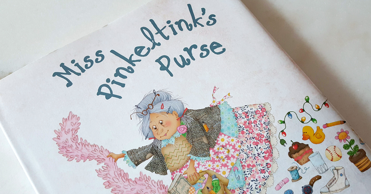 feature book miss pinkeltink