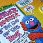 Sesame Street Monster Book Giveaway – Ends 1/29/19