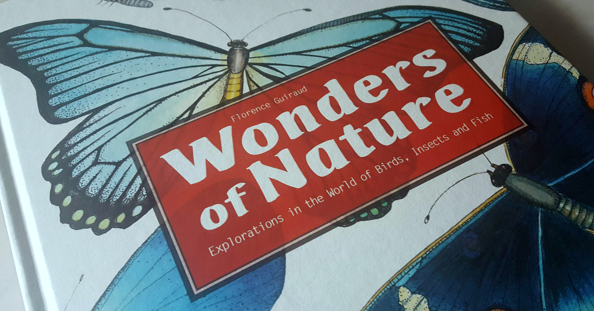 feature book wonders of nature