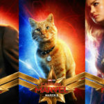 Captain Marvel Characters – Posters Just Released