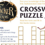 Disney Nutcracker Crossword – Free Printable Puzzle