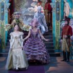Disney The Nutcracker And The Four Realms Blu-ray