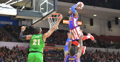 feature harlem globetrotters tickets Too Tall Hall