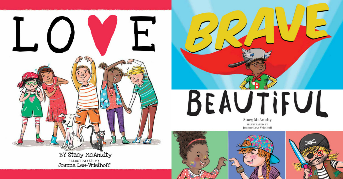 feature love brave beautiful books