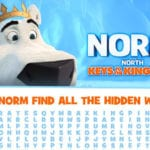 Norm Word Search Printable Activity Page
