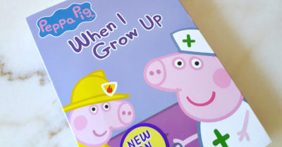 feature peppa pig careers dvd