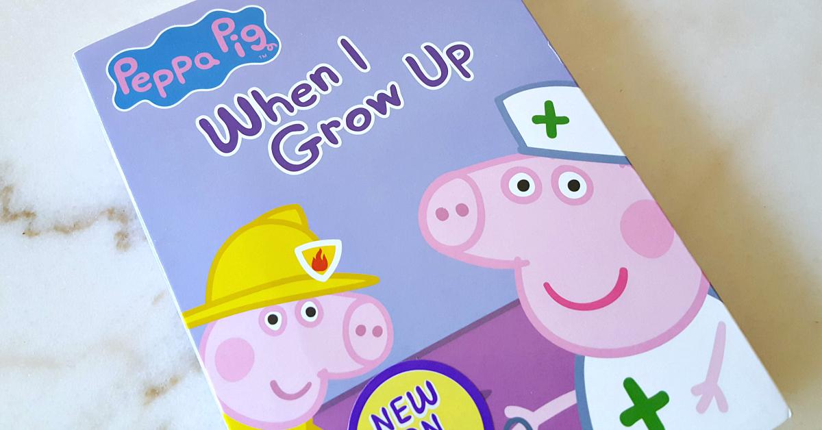 feature peppa pig careers dvd