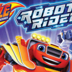 Robot Riders DVD – Blaze and The Monster Machines