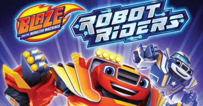 feature robot riders dvd