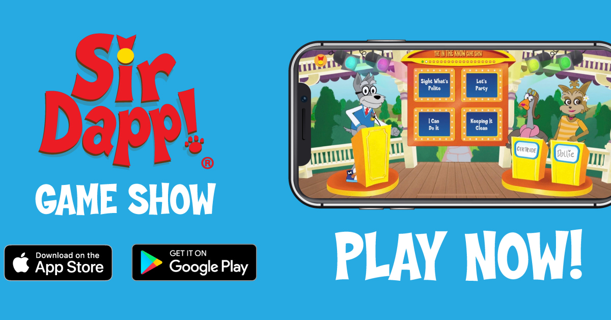 feature sir dapp game show