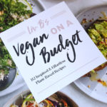 Vegan on A Budget Cookbook by Liv B