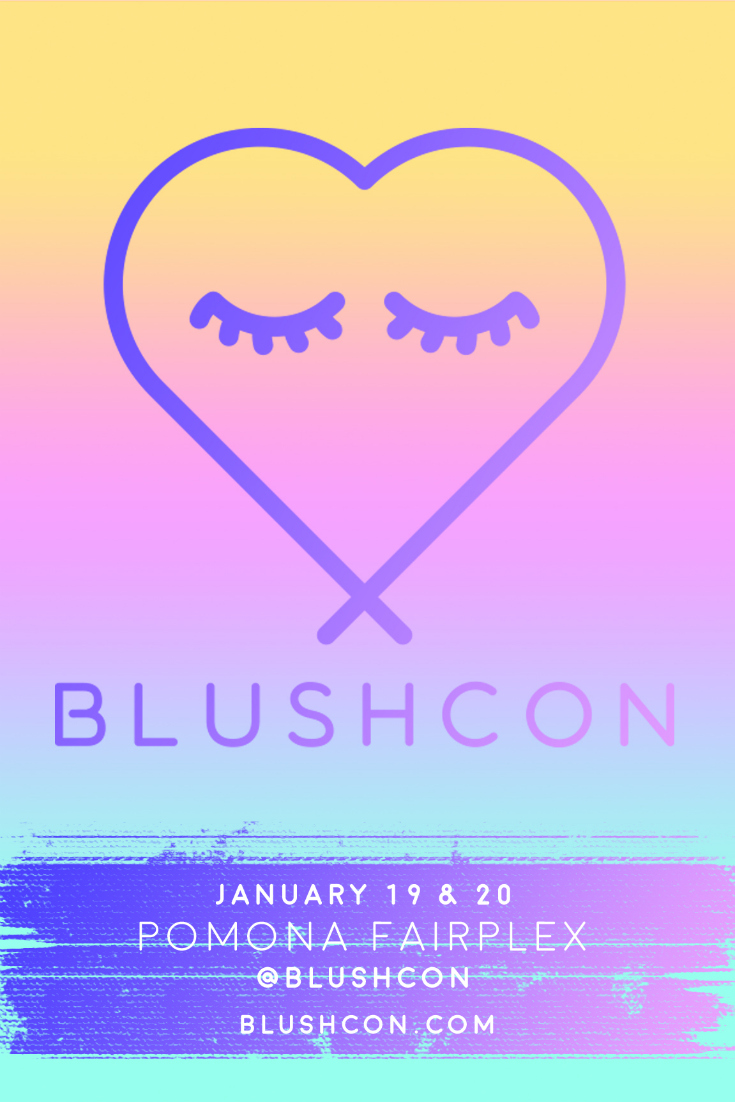 flyer blushcon